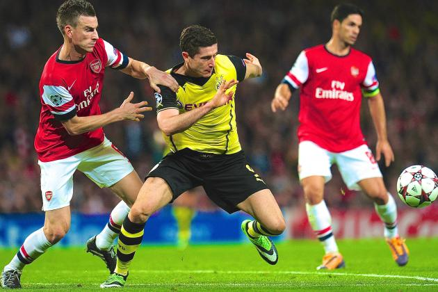 Arsenal vs. Borussia Dortmund: Score, Grades and Post-Match Reaction