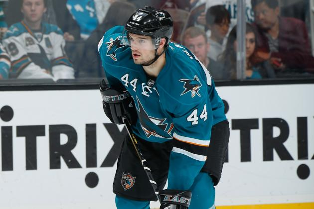 Marc-Edouard Vlasic: The Best Defender You've Never Heard of