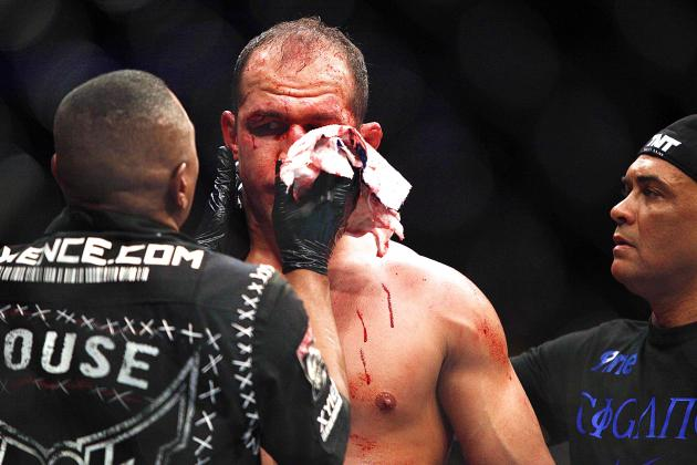 UFC 166: Dos Santos, Jordan Headline List of Medical Suspensions