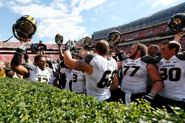 Missouri Shut out of BCS Championship Game Despite Winning SEC?