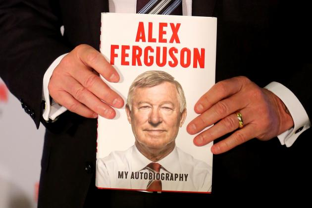 Ferguson Harming Manchester United with Timing of His Book