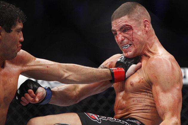 Diego Sanchez to Gilbert Melendez: 'World War 2 Will Happen' and Be Five Rounds