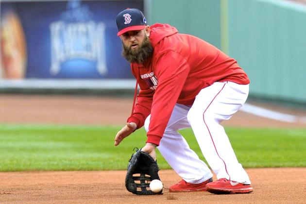 Fan Charged After His Ploy to Steal Mike Napoli's Glove Was Bungled