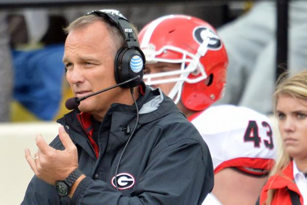 Georgia Football: Did Dawgs Doom National Title Hopes with Scheduling in 2013?