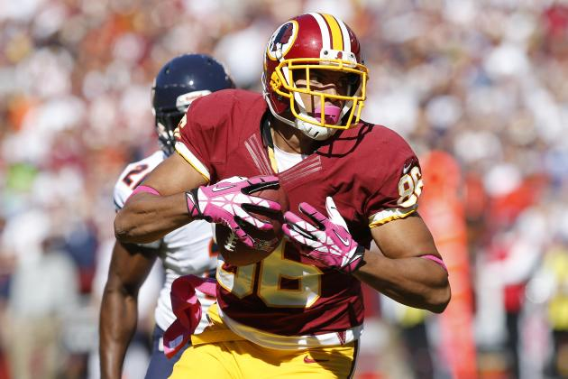 Rookie Redskins Tight End Jordan Reed Has a Remarkably High Ceiling