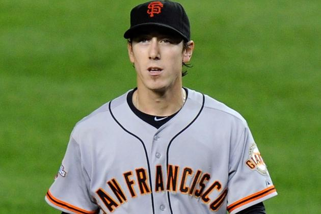 Tim Lincecum Inks 2-Year Deal with San Francisco