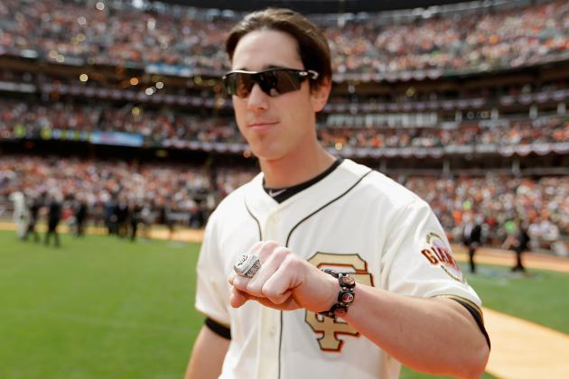 Lincecum's $35M Deal Isn't a Record. but It Is for a 4.76 ERA over 2 Years