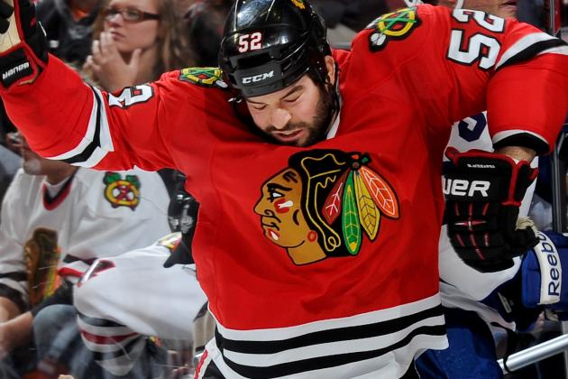 ESPN Gamecast: Blackhawks vs. Panthers