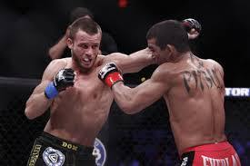 The Beat Goes on for Bellator Featherweight Champion Pat Curran