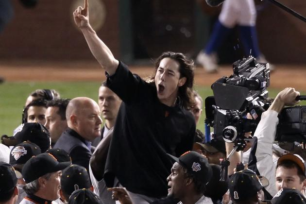 Tim Lincecum's Big New Contract