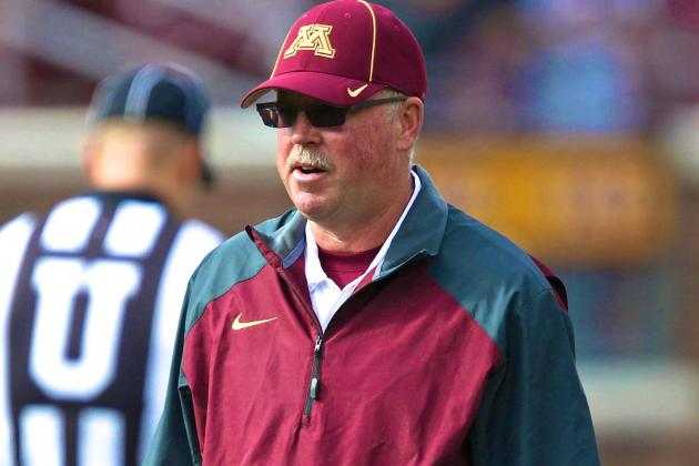 Big Ten Notebook: Is Jerry Kill Closer to a Return to Coaching for Minnesota?