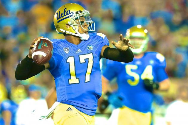 After Stanford Sent Brett Hundley Scrambling, How Does the UCLA QB Bounce Back?