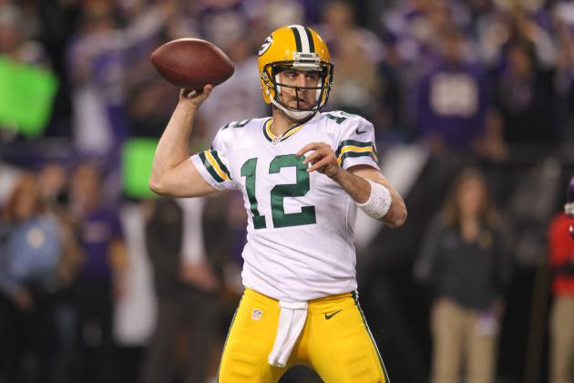 Why Aaron Rodgers Will Continue His Dominance over the Minnesota Vikings