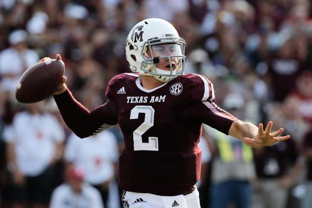 Vanderbilt vs. Texas A&M: TV Info, Spread, Injury Updates, Game Time and More