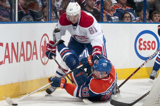 Habs' Eller Compares Oilers to 'Junior Team'