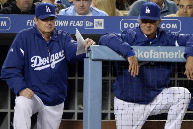 Dodgers Exercise 2014 Options on Rick Honeycutt, Tim Wallach, Davey Lopes