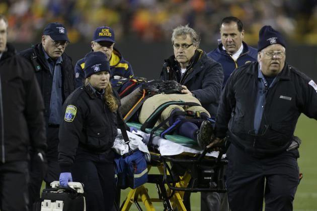 Revisiting Jermichael Finley's Terrifying Neck Injury and Spinal Cord Contusion