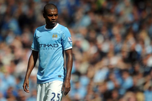 Fernandinho Is Proving an Astute Transfer Move by Manuel Pellegrini and Man City