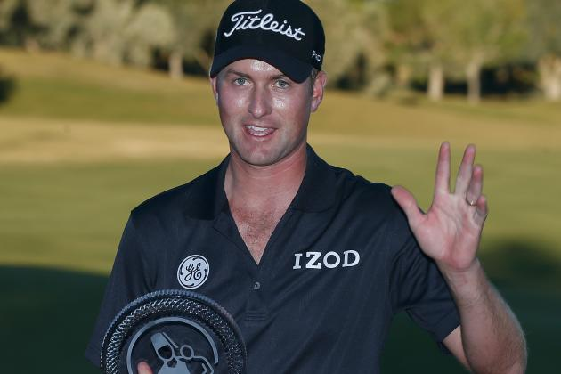 Webb Simpson Says FedEx Points Incentivized Him to Play Fall PGA Tour Events