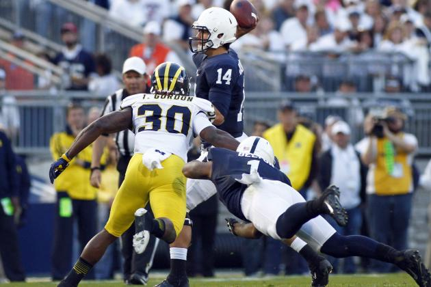 Michigan's Defense Has Been Exposed by Indiana and Penn State