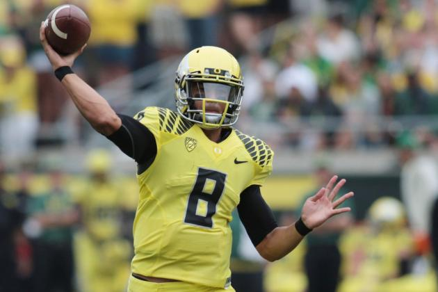 UCLA vs. Oregon: TV Info, Spread, Injury Updates, Game Time and More