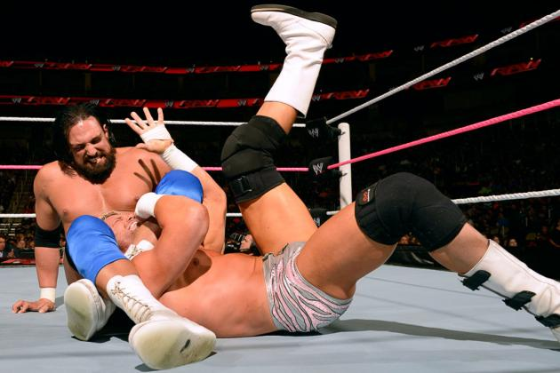 Full Preview for WWE Main Event Featuring Damien Sandow and Dolph Ziggler