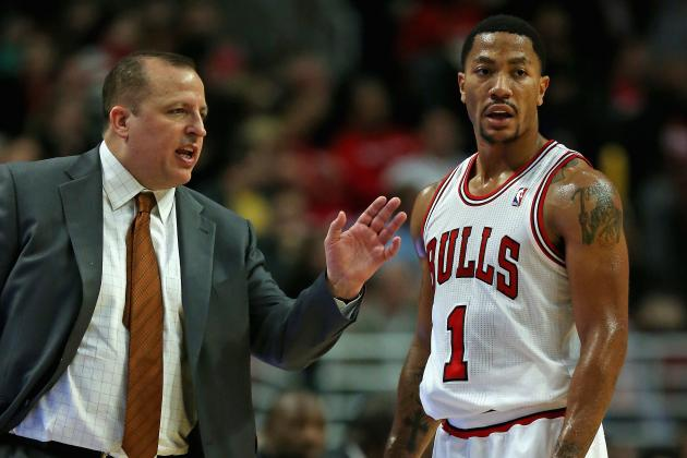 Most Effective Chicago Bulls Lineups for Derrick Rose to Play With