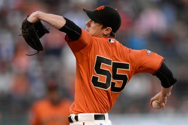 Lincecum Wanted to Remain a Giant and Got His Wish