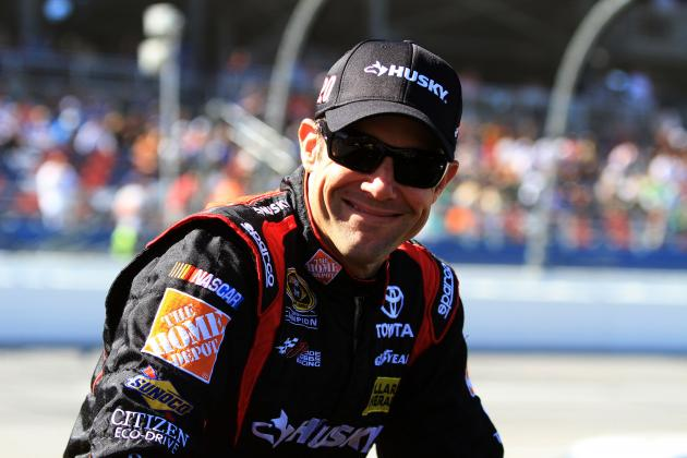 How Matt Kenseth Can Break Trend of Mediocre Martinsville Performances