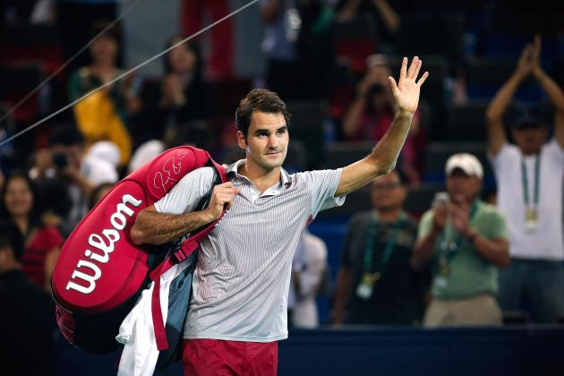 Roger Federer's 'Negative Spiral' Is Ongoing Battle for All Tennis Superstars