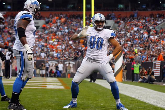 Tony Scheffler Released by Lions, Can Joseph Fauria's Role Expand?