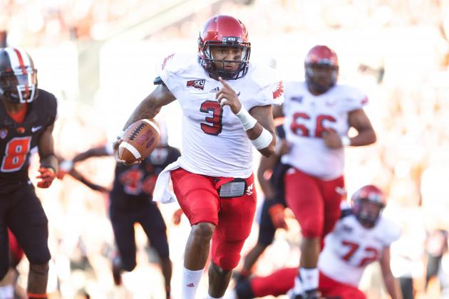 FCS College Football: Previewing Eastern Washington vs. Montana