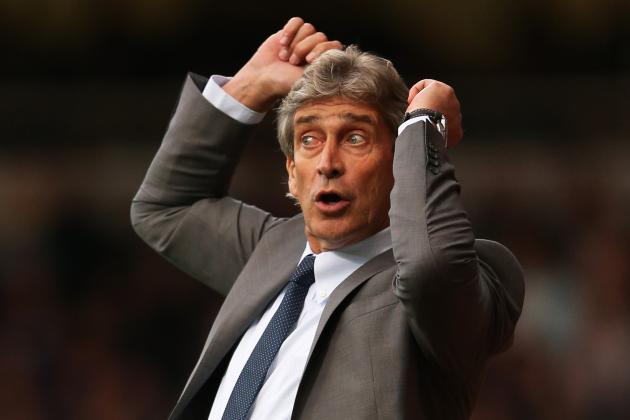 Manuel Pellegrini Says CSKA vs. Manchester City Could Be Called off Due to Pitch