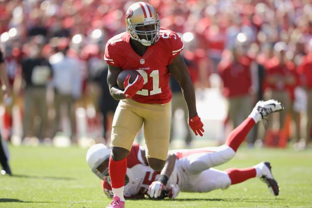 San Francisco 49ers Must Get Frank Gore More Involved in Offense