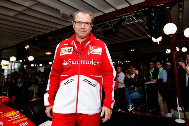 Domenicali: We Have Not Served Alonso Well | F1 News | Oct 2013 | Crash.Net