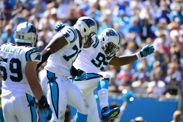 Is Carolina's Defense Good Enough to Carry Panthers into Playoff Hunt?