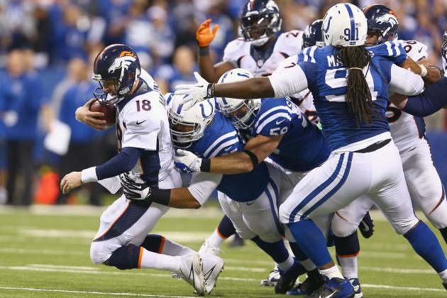 How the Colts Rattled Peyton Manning and the Denver Offense