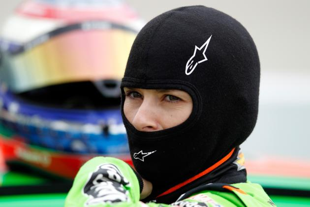 In-Car Audio: Pit Road Mishap Leaves Danica Bleepin' Frustrated