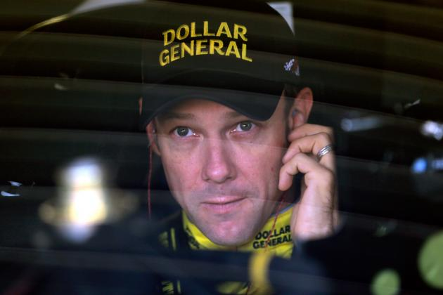 Kenseth Crashes During Texas Test