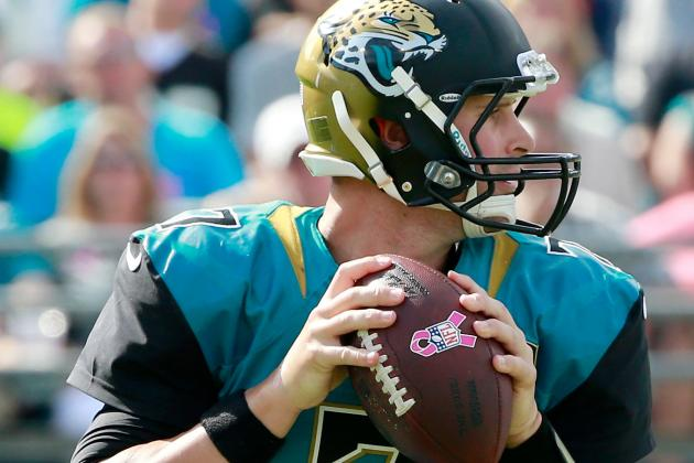 Jaguars Enjoy Day Off, Wait for Their Coach