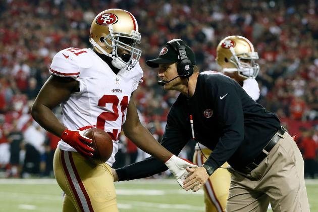 49ers' Win Streak  Started with Frank Gore's Chiding of Jim Harbaugh