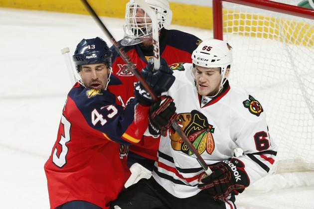 Chicago Blackhawks Piling Up Points Despite Third Period Woes