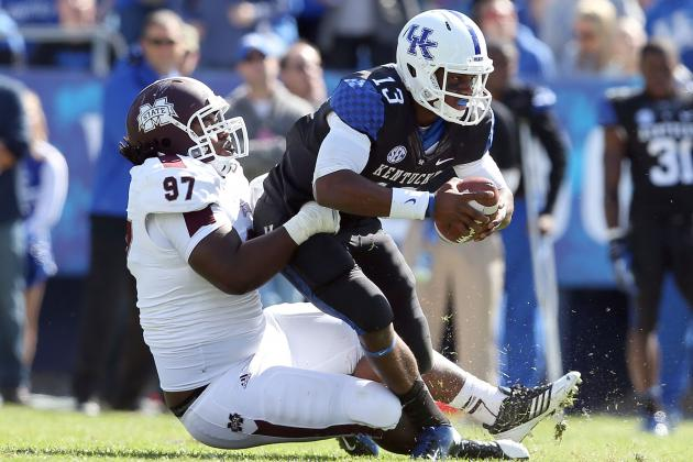 Kentucky vs. Mississippi State: Spread Analysis and Pick Prediction