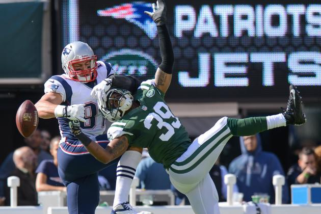 How Antonio Allen Was Able to Contain Rob Gronkowski