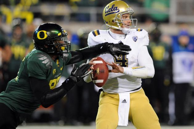 UCLA Bruins vs. Oregon Ducks: Spread Analysis and Pick Prediction