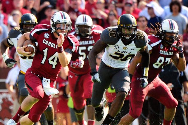 South Carolina vs. Missouri: Spread Analysis and Pick Prediction
