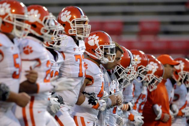 Clemson Tigers vs. Maryland Terrapins: Spread Analysis and Pick Prediction