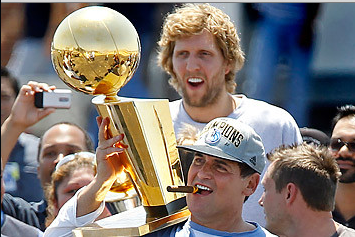 Cuban: Dirk Told Me Before Last Season, 'We Can't Pass, and We Can't Shoot'