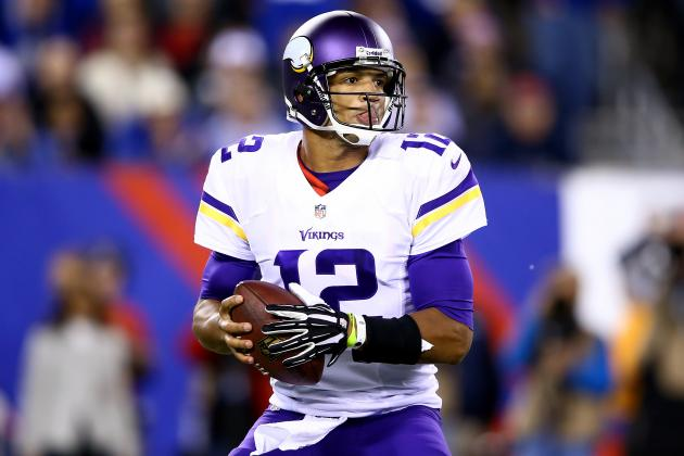 Josh Freeman to Start Sunday Vs.Packers