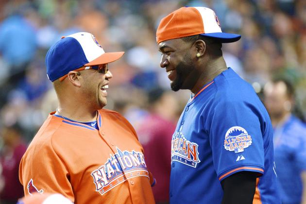 Do Carlos Beltran, David Ortiz Punch Hall of Fame Ticket with Epic World Series?